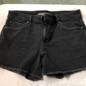 Joes black shorts